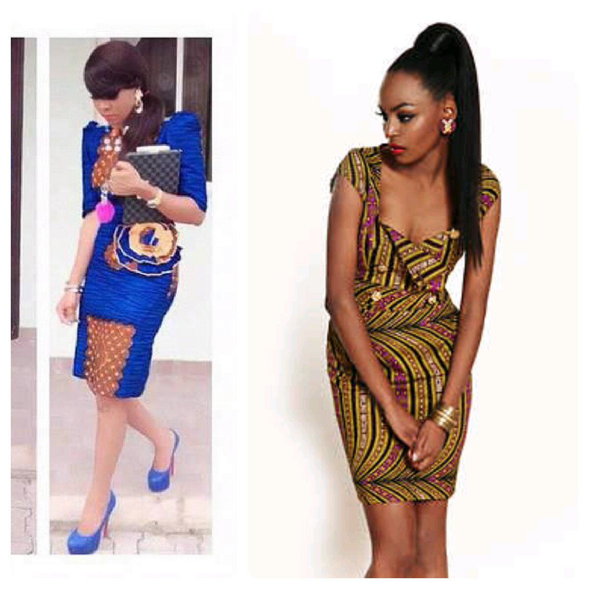 trendy african women dresses 2013