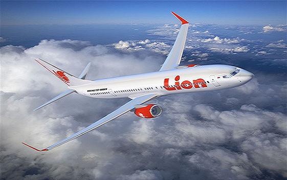 Armada Pesawat Milik PT.Lion Air Siap Melayani Pemudik