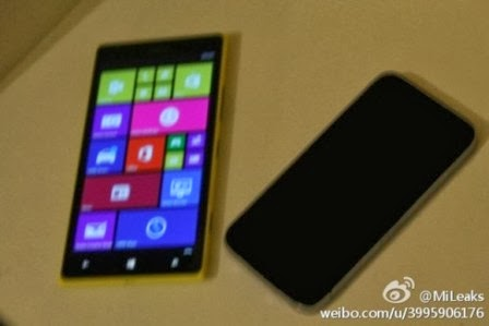 Nokia siapakan versi mini dari Lumia 1520 (Lumia 1520V)