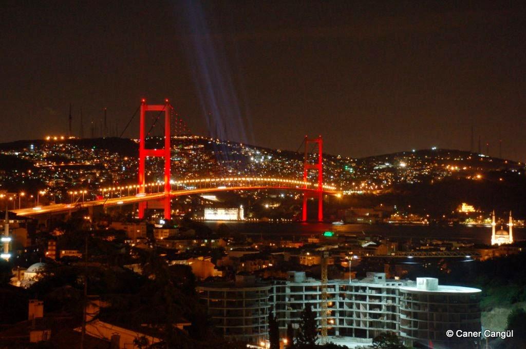 istanbul'u gezmek - Magazine cover