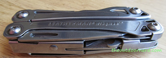 Leatherman Wingman Multi-Tool - Side View 3