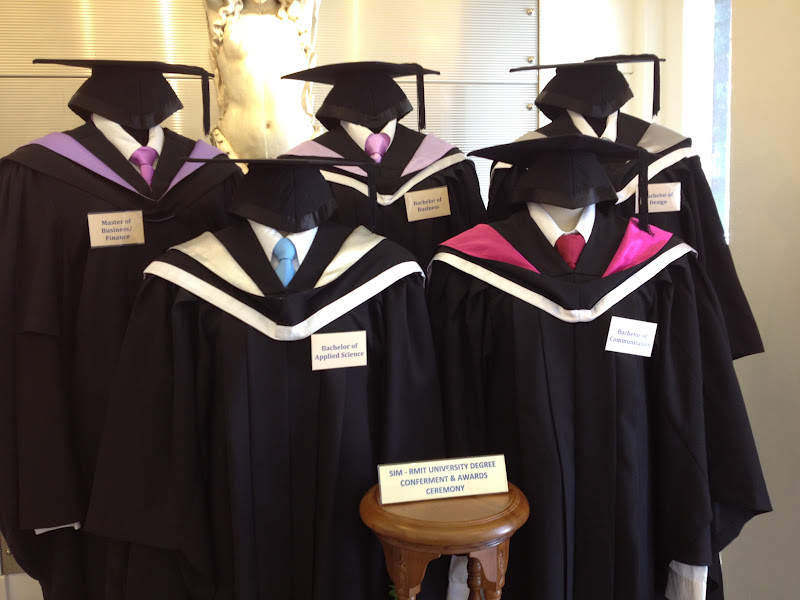 My Daily Says: Collection of Graduation Gown
