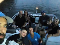 Last Family Boat Ride of 2018