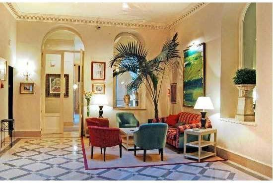 Un toque de al andaluz hoteles con encanto en sevilla for Decoracion casa estilo andaluz