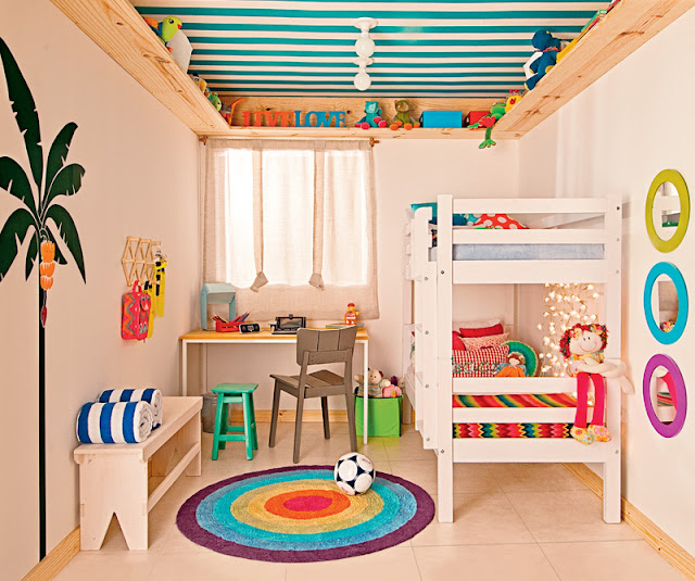 Interior design and decoration dormitorio peque o para for Dormitorios pequenos para ninos