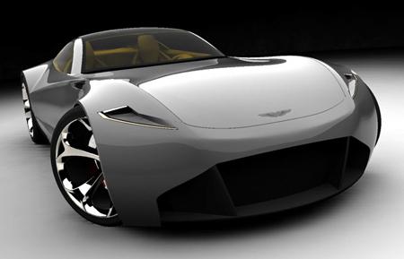 Aston Martin on Aston Martin