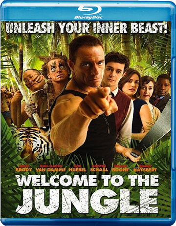 Welcome To The Jungle 2013 LIMITED 720p 750MB