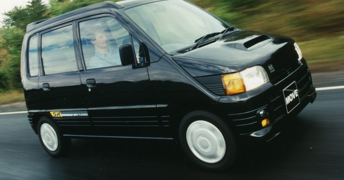 Car And Car Zone Daihatsu Move 1996 New Cars Car Reviews Car