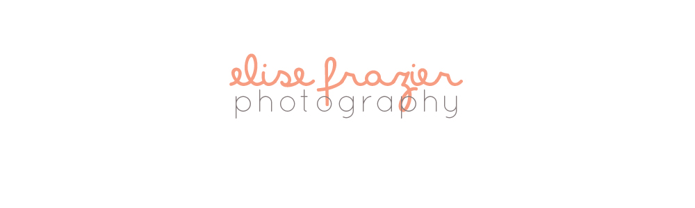 Elise Frazier Photography Pricing