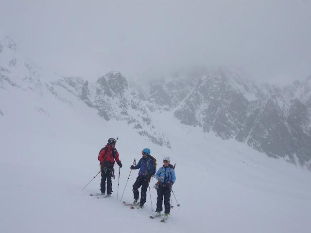 ravesia Chamonix-Zermatt:Cabane des Vignettes-Zermatt