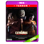 Los extraños: Cacería nocturna (2018) WEB-DL 720p Audio Ingles 5.1 Subtitulada