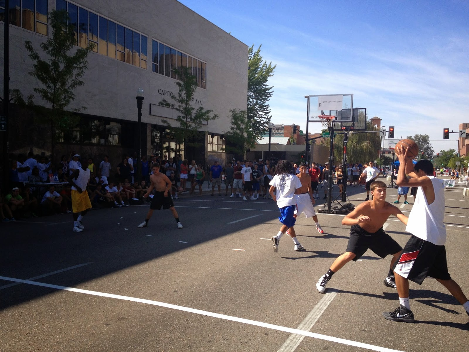 Idaho's biggest 3 on 3 basketball tournament