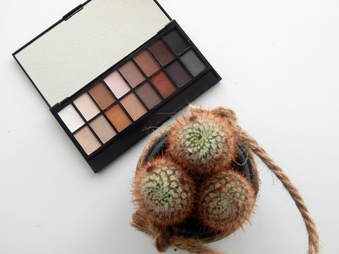 Makeup Revolution Iconic Pro Palette Review Swatches
