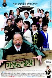 Sinopsis Drama Korea Glory Of Family / Family's Honor