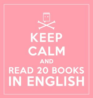 Reto 20 books in English