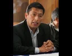 EMERSON NOLASCO REGIDOR DE LA CIUDAD DE HUANCAYO