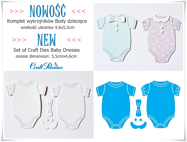Nowość / New die