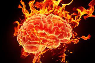 мозг в огне