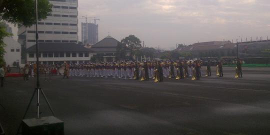 Panglima TNI Pimpin Sertijab KSAD Pagi Ini