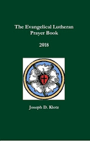 The Evangelical Lutheran Prayer Book - 2018