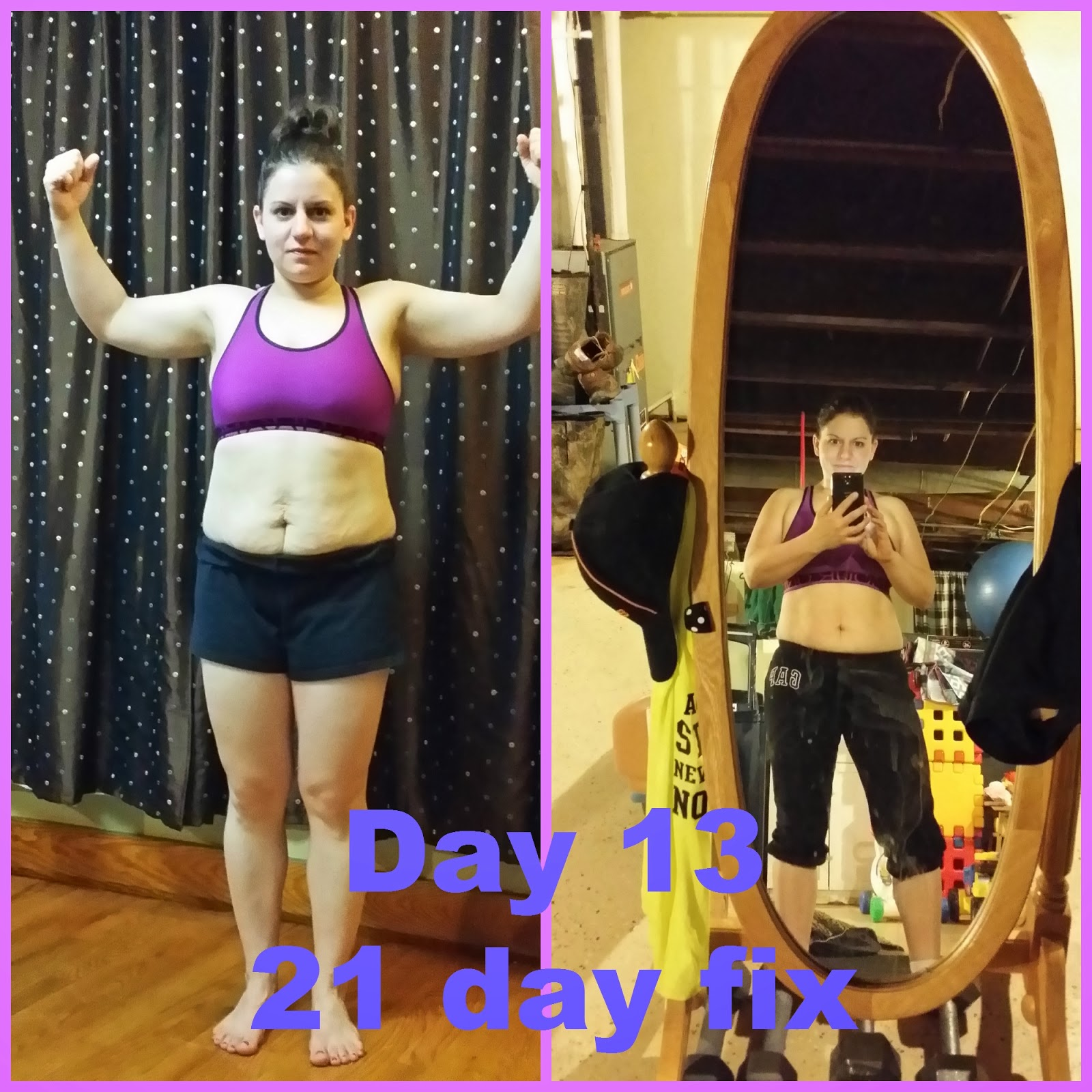 21 day fix progress