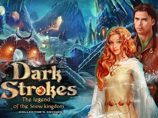 Screenshots of the Dark strokes 2: The legend of the Snow kingdom Collector's edition for Android tablet, phone.