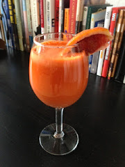 Sweet Potato Papaya Carrot Smoothie
