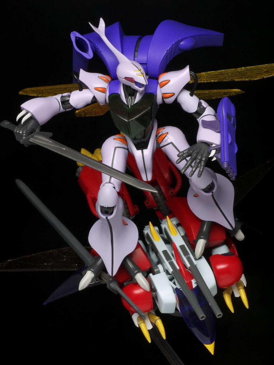 [Análise] Battle Robot Damashii - PSP 18l