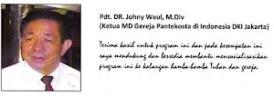 TESTIMONY - KETUA MD GPDI DKI JAKARTA