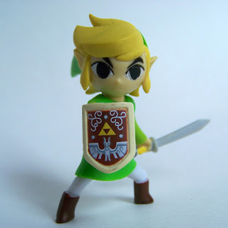 Jakk's Pacific World of Nintendo 2.5 inch Link