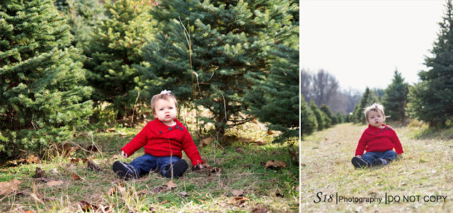 blog5 Sydney getting into the Holiday Spirit | Marlton New Jersey Baby Photographer