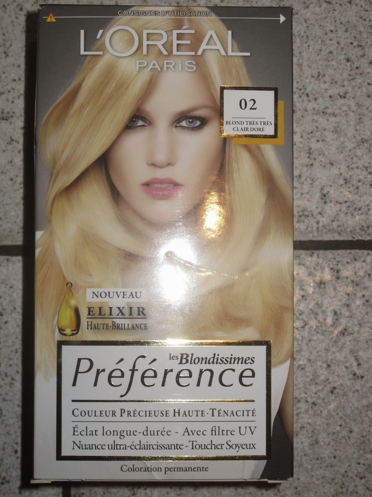coloration loreal prfrence 02 - Shampoing Colorant L Oral