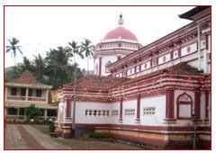 Shri Vijayadurga Devi Temple Keri Ponda Goa