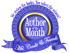 I'm Author of the Month!