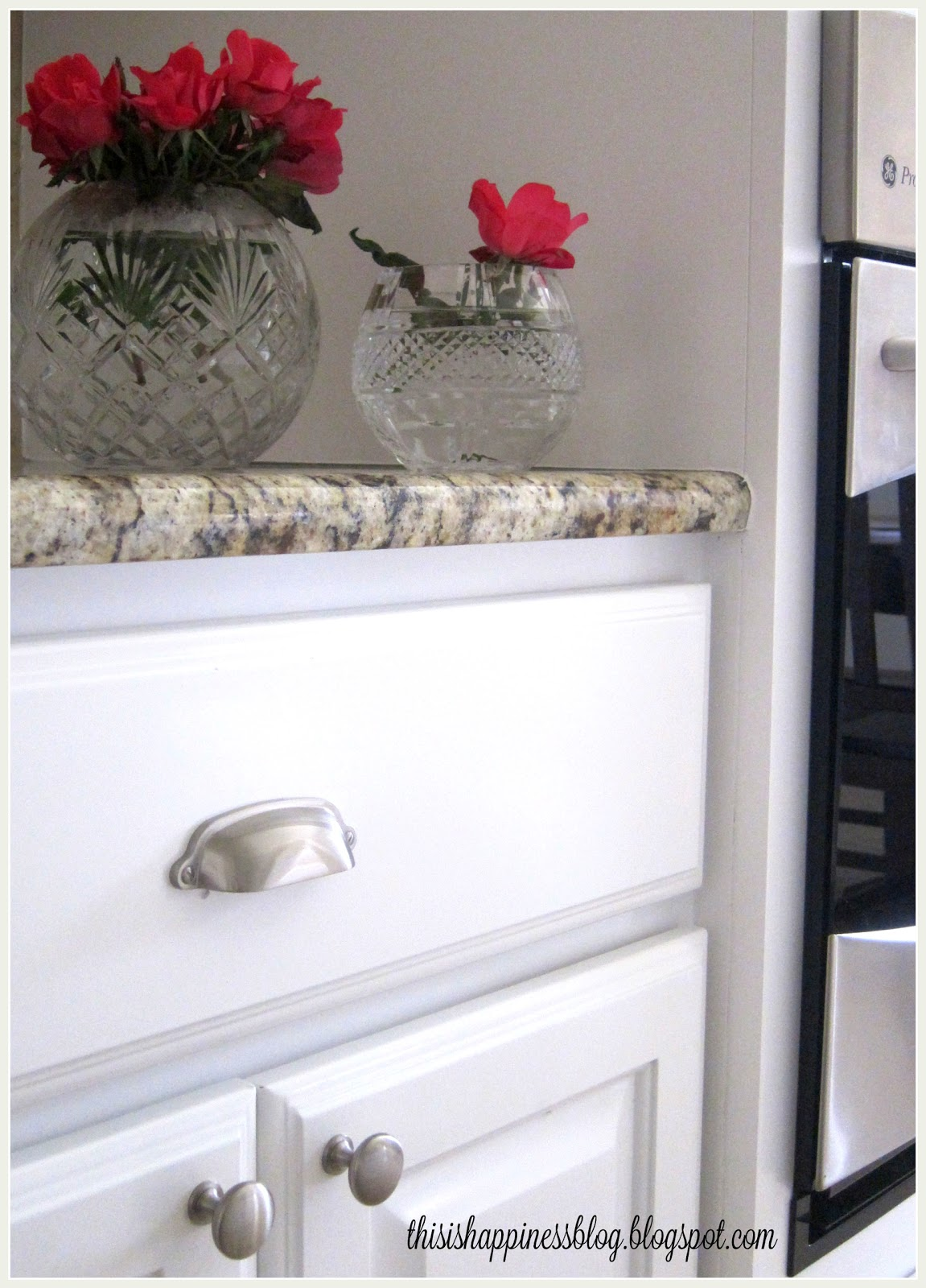 how to degrease kitchen cabinets