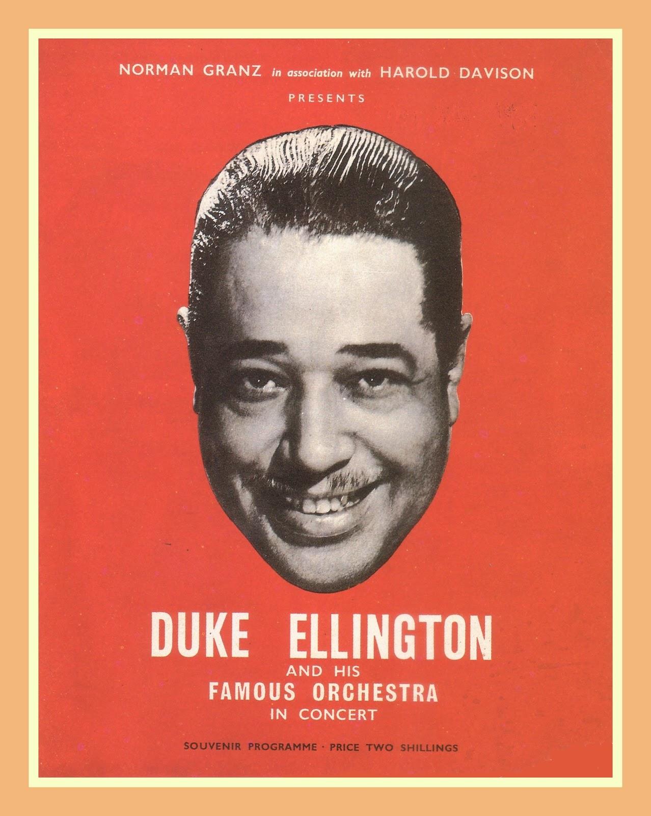 Ella Fitzgerald And Duke Ellington Ella At Dukes Place