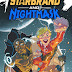 Cosmic Entities Attend College In Starbrand & Nightmask #1!
