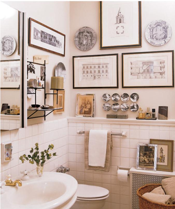 Milowcostblog casas de alquiler ba os - Quadri per bagno ...