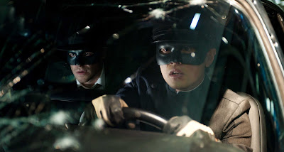 "On ""The Green Hornet"""