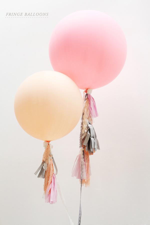 globos cintas decoracion nochevieja