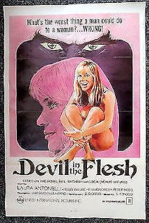 Devil in the Flesh 1969 Malizie di Venere