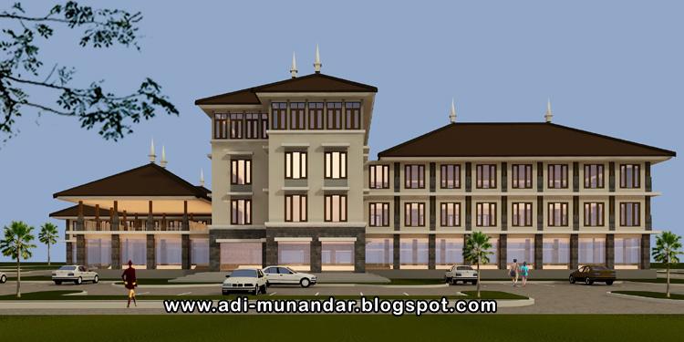 Adi+arsitek+surabaya+-+arsitektur+bali-arsitektur+hotel+legian-facade