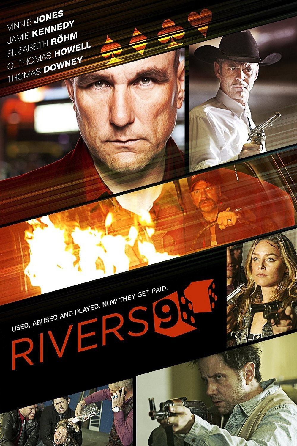 Rivers 9 2015 – Watch Movie and TV Show PubFilm HD Free