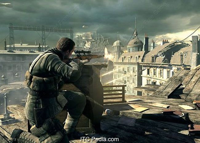 sniper elite v2 download