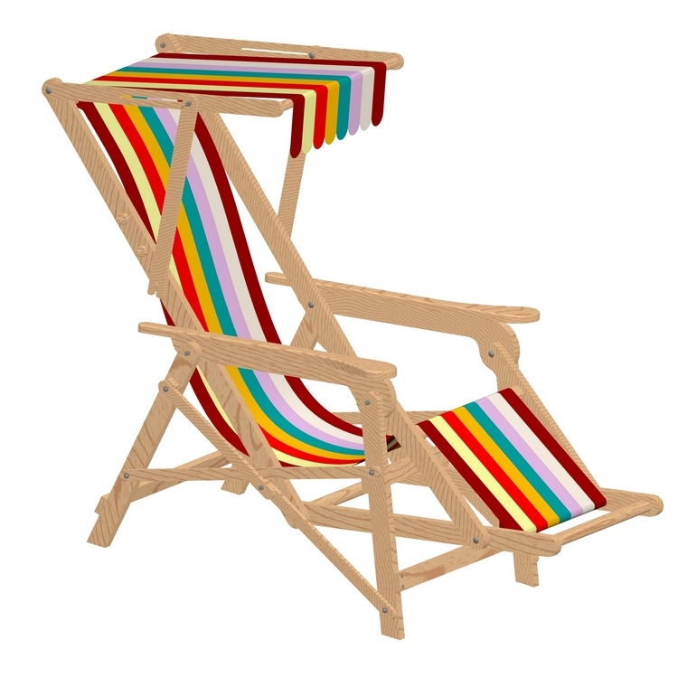 Wood Working Plans , Shed Plans and more: Beach Chair Plan