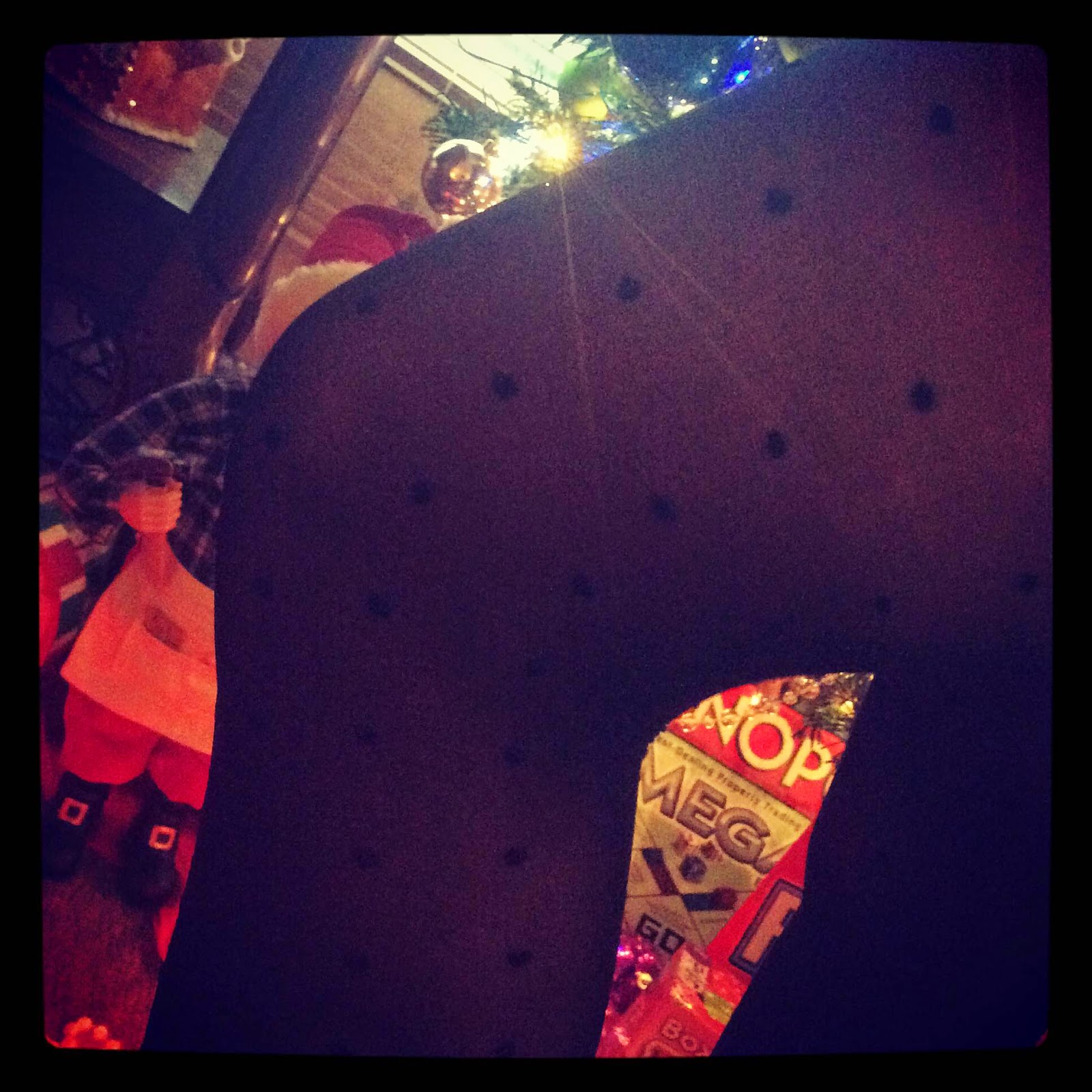 Wade & Belle Polka Dot Tights