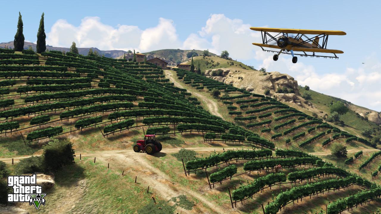 GTA 5'ten Yeni Resimler | GTA 5 İndir | GTA V Ne Zaman Çıkacak