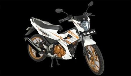 motor Satria Terbaru 2015