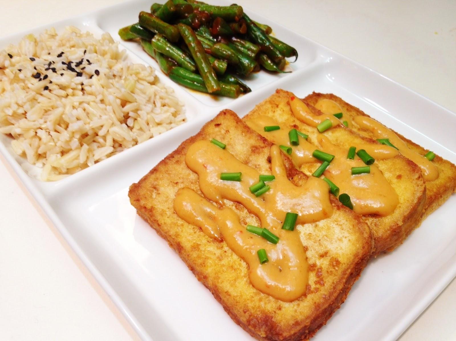 Wholly vegan tofu with korean gochujang mayo tofu with korean gochujang mayo forumfinder Choice Image