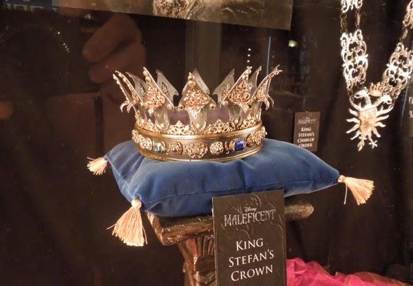 King Stefan crown Maleficent